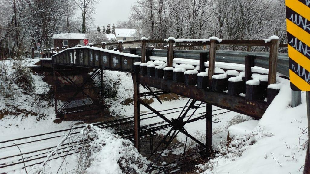Last Winter for the Talbot Avenue Bridge?