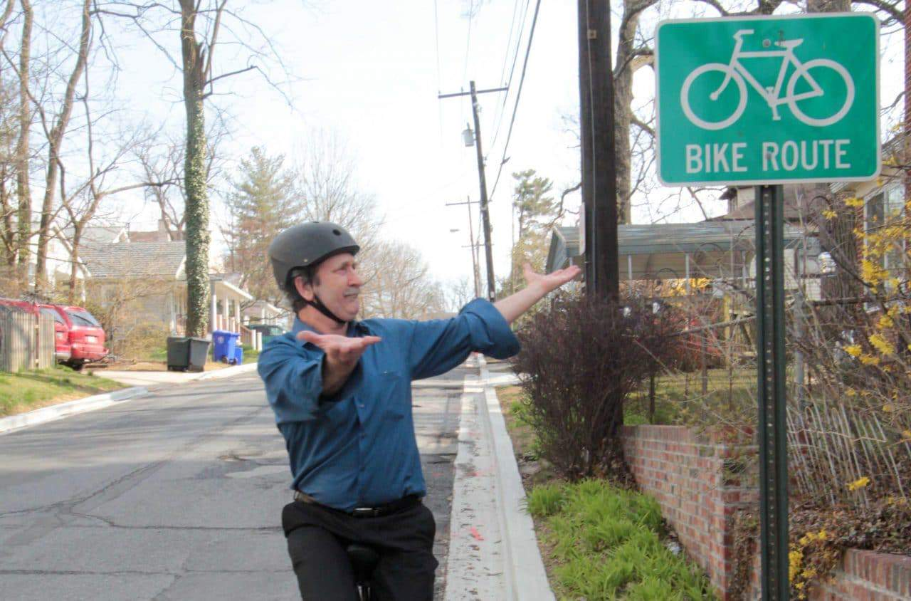 Silver Spring to Pilot Unicycle Sharing Beginning in mid-April - Silver Spring has been chosen as the pilot site for a unique experiment in transportation.