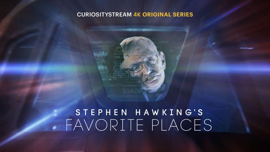 CuriosityStream moves up Hawking release in tribute to physicist