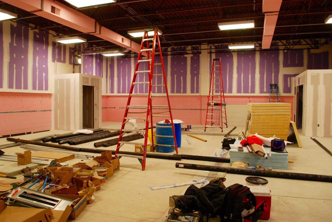 Construction underway at Astro Lab Brewing - Construction is underway at the brewery recently rechristened Astro Lab Brewing, with the intention of opening in the late spring or early summer, according to co-owner Emma Whelan.