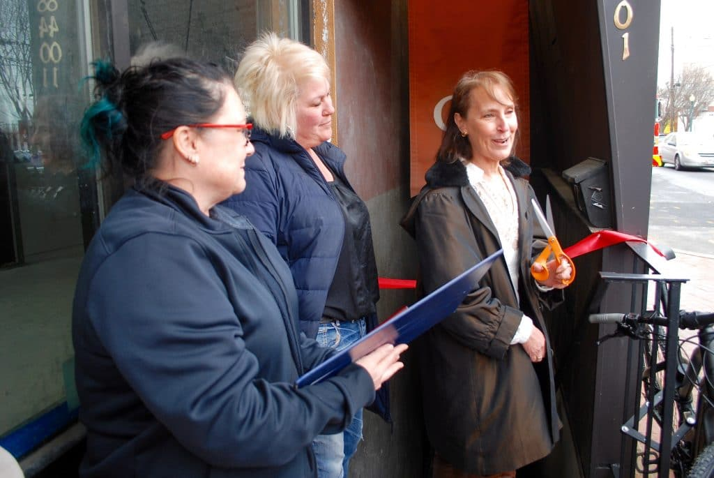 """""""Rededication"""" ceremony marks official reopening of the Quarry House Tavern"""