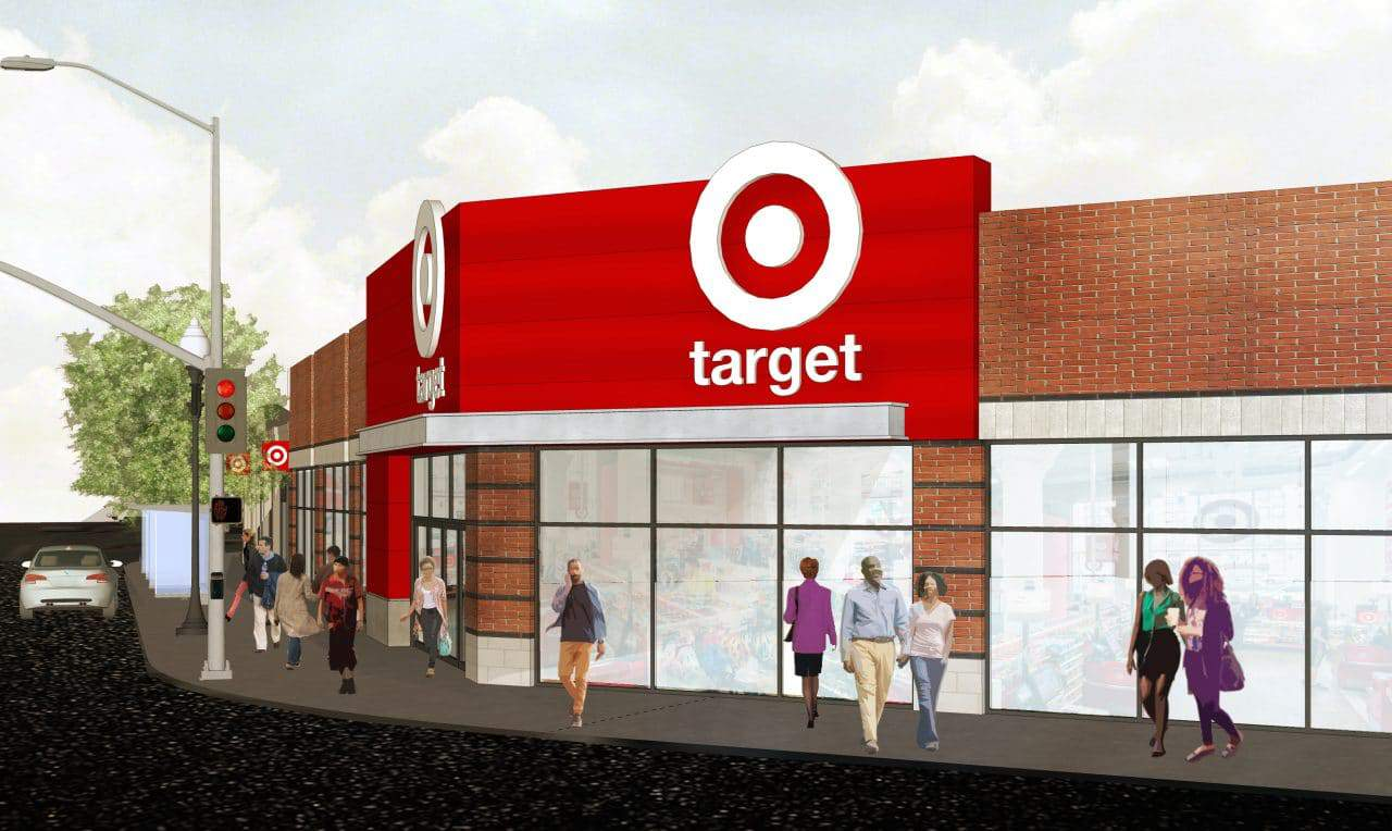 Target announces plans to open small-format store in Shepherd Park - Target has announced plans to build a small-format store at the corner of Georgia and Eastern avenues in Shepherd Park, on the border with Silver Spring.