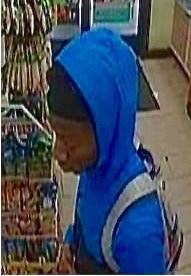 County Police Looking for Assistance to Identify Burglary Suspect - Suspect who used a credit card that was stolen during a residential burglary on East West Highway. Photo from Montgomery County Police Department.
