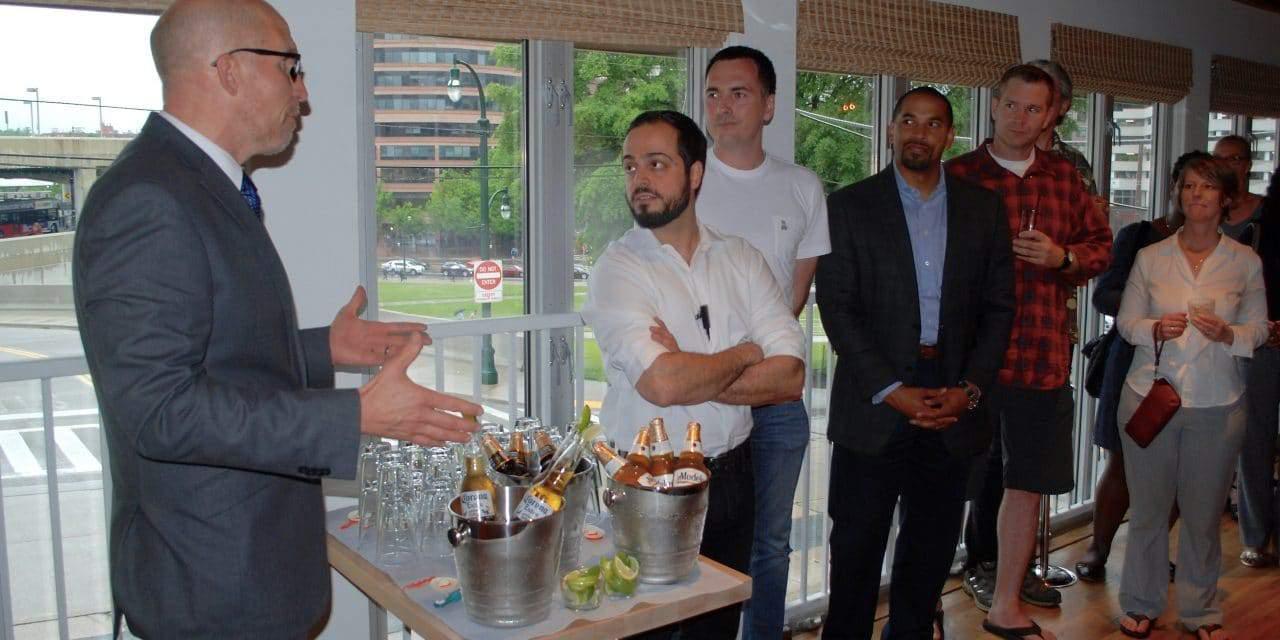 Reception Held to Welcome Opening of TTT, Buena Vida