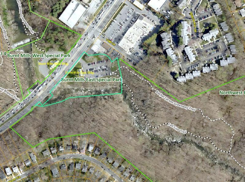 WSSC Work, Park Improvements to Affect Access to Two Four Corners Parks - Improvements scheduled to begin this month will affect users' access to two parks in the Four Corners area of Silver Spring, according to announcements from the county's Parks Department.