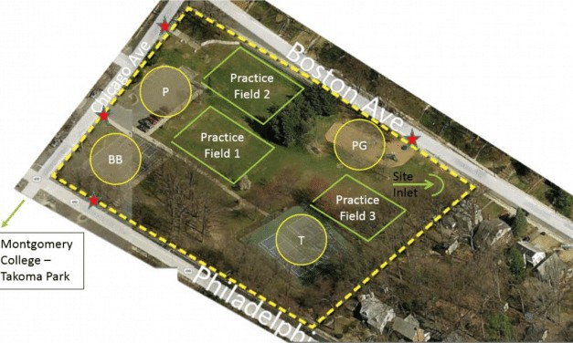 Residents Review Latest Options for $1.5 Million Park Project