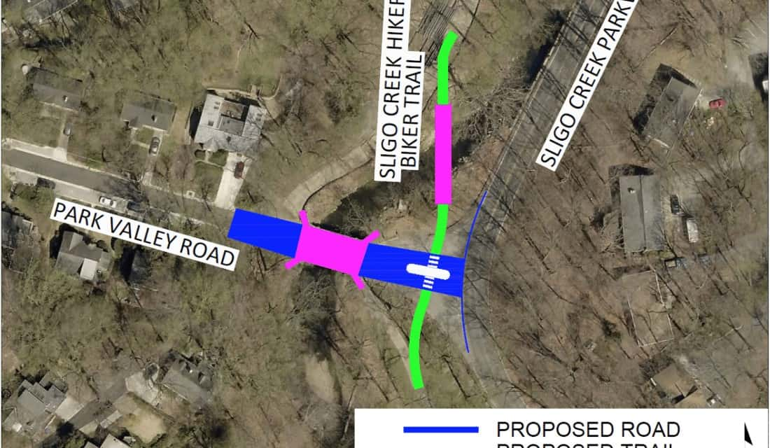 Park Valley Road to Close Tomorrow for Bridge Replacement