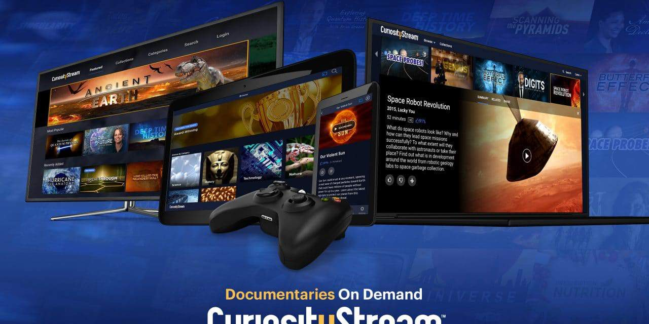 CuriosityStream Lands Funding to Finance Additional Growth