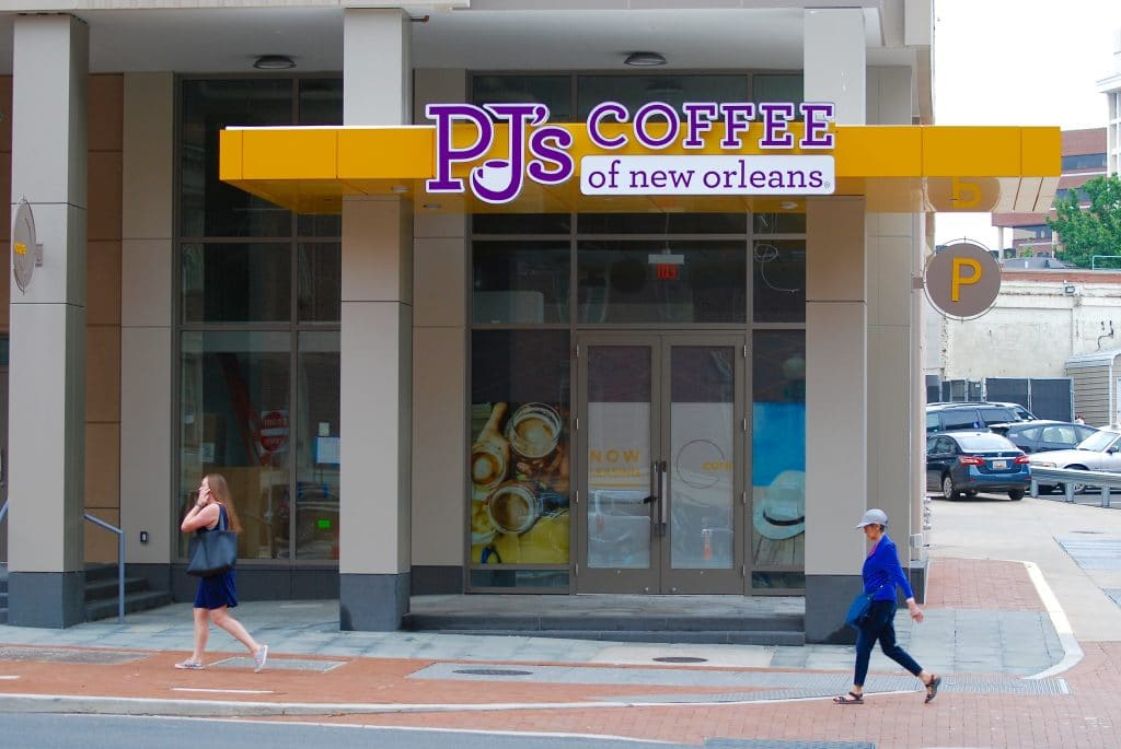 First PJ's Coffee in Area to Open on Georgia Avenue