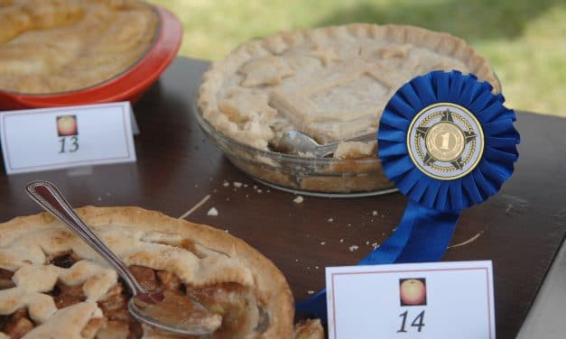 Annual Pie Contest Set for Sunday, with a Twist