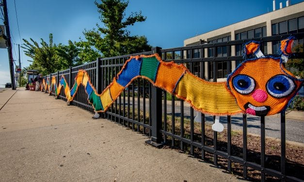 Takoma Park Commissions Three Public Art Installations