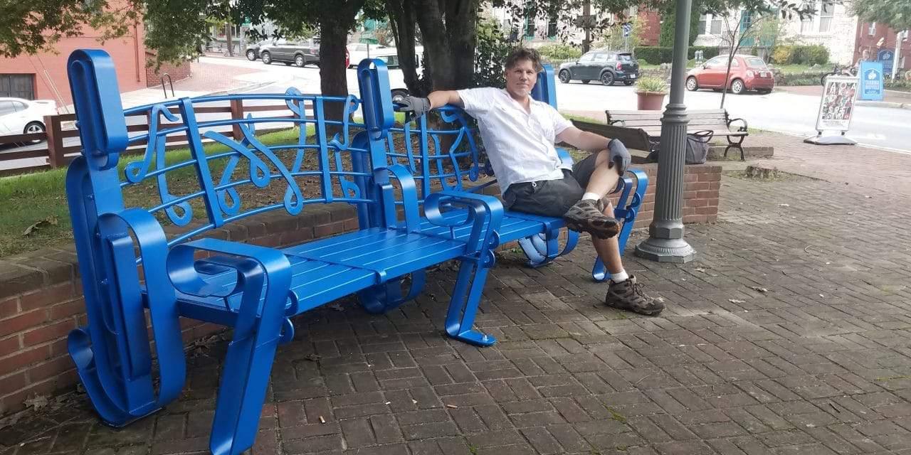 Gazebo in Takoma Park Gets New Public Art Installation