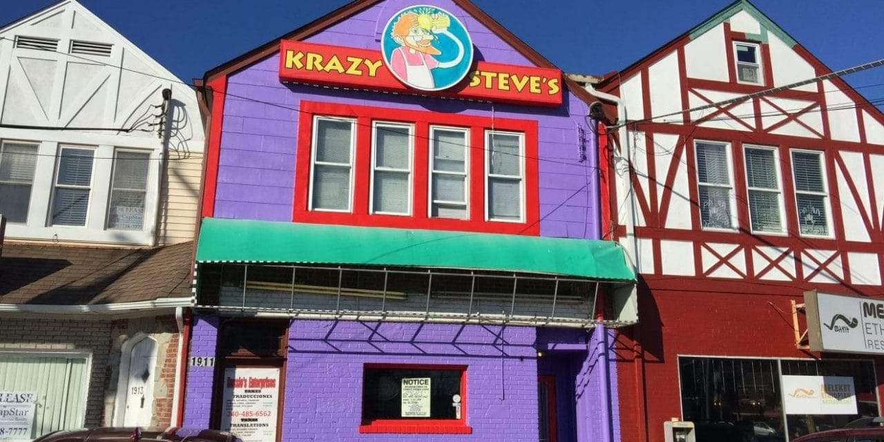 Krazy Steve's Restaurant Apparently in the Works