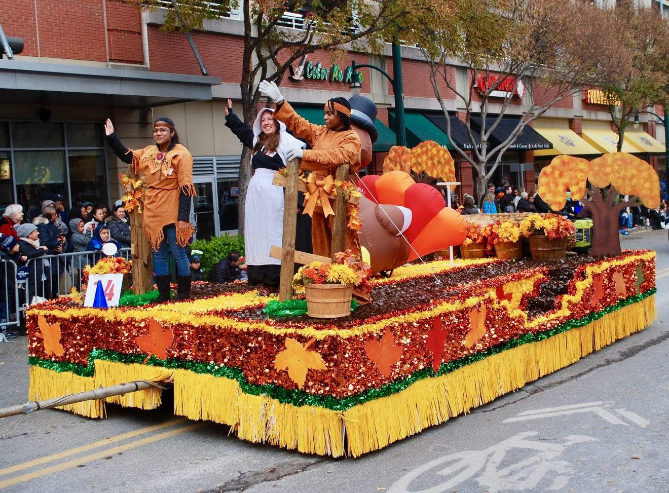 Thanksgiving Parade in Photos - If you missed the county's annual Thanksgiving parade on Saturday, please enjoy some photos from the day.