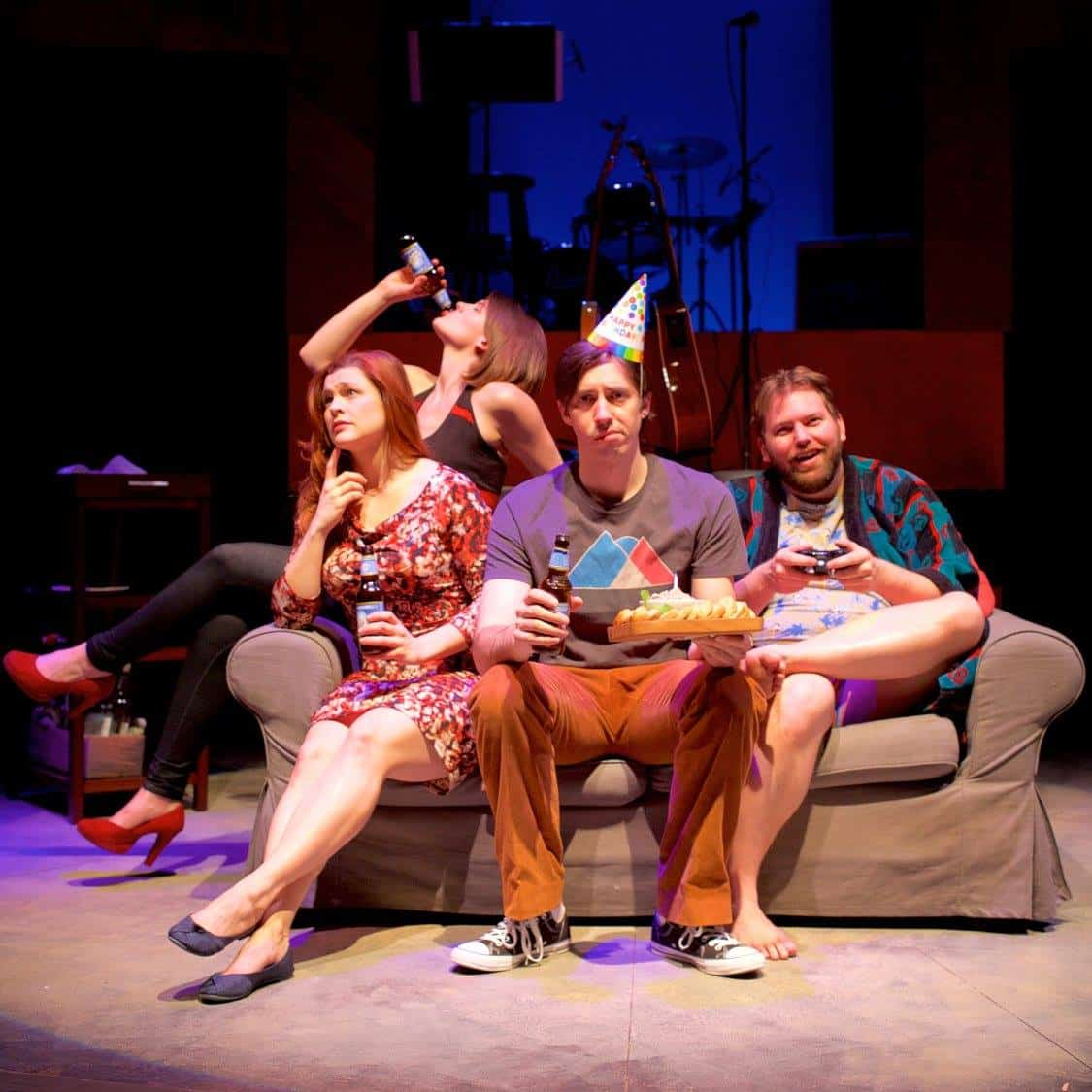 Flying V Theatre Company Joins Theatre Consortium