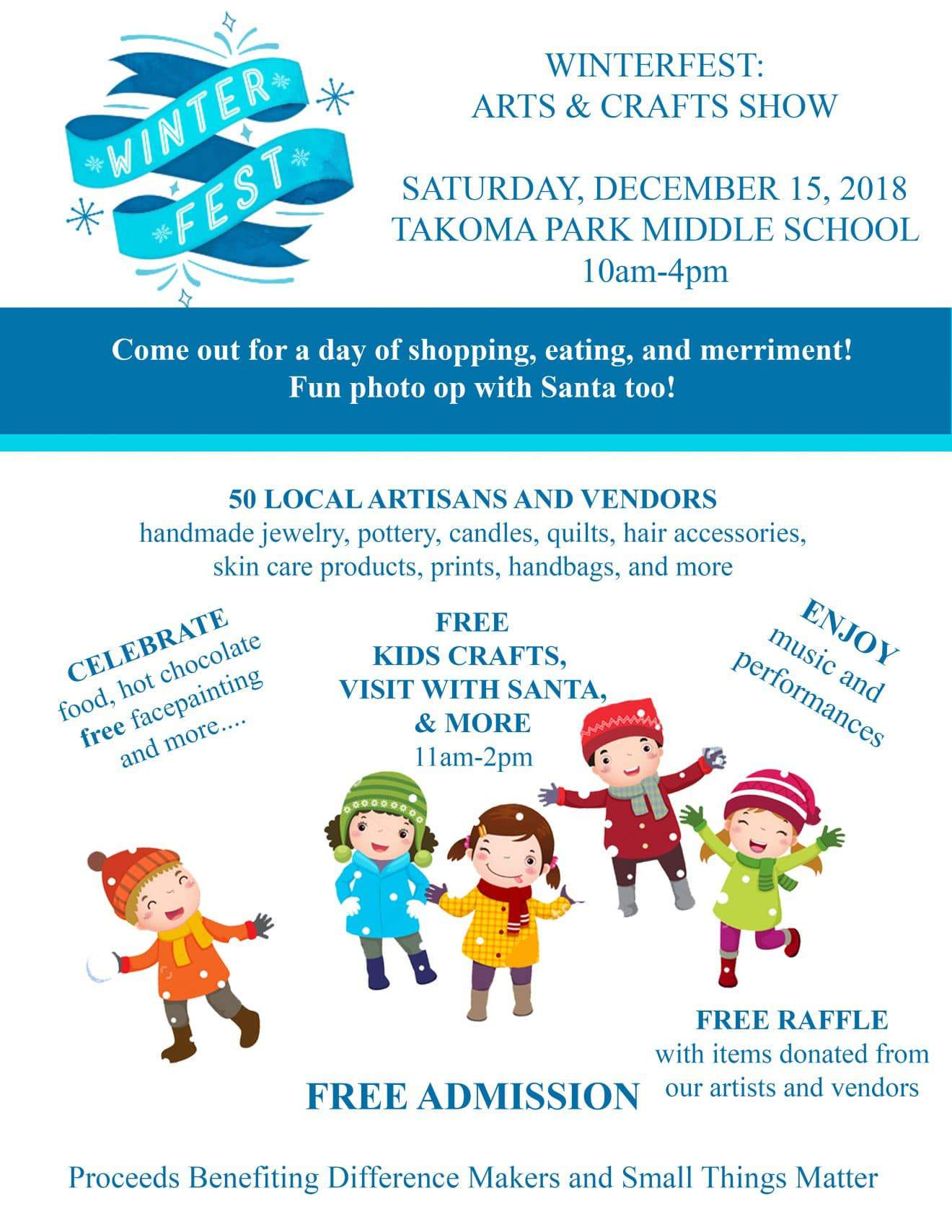 Winterfest 2018 Arts And Craft Show Source Of The Spring