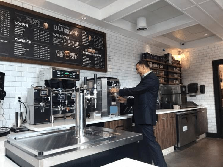 PJ's Coffee Now Open in Silver Spring