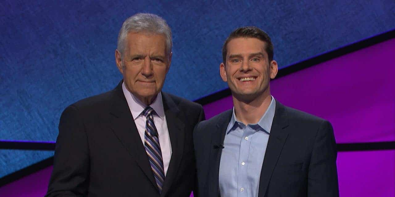 Woodside Park Resident is Latest Jeopardy! Champion
