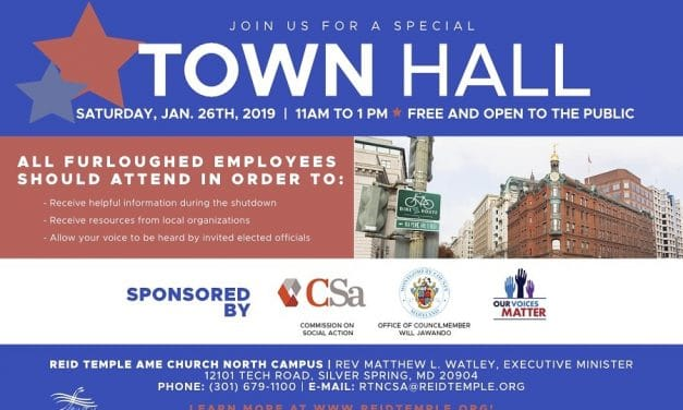 Resource Fair Set Tomorrow for Those Affected by Shutdown