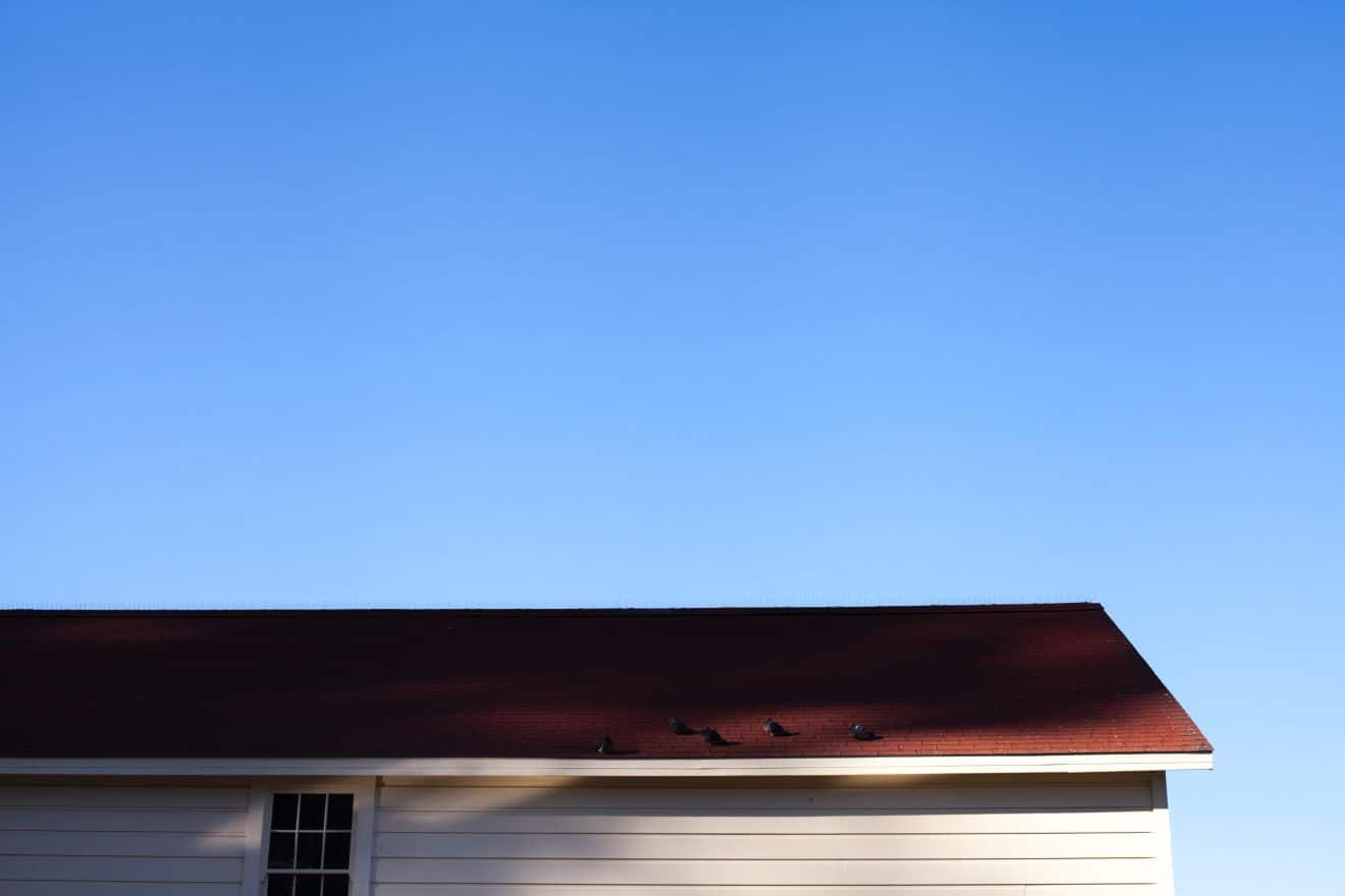 Up on the Roof: Why You Need a Home Inspection - I've been working with the nicest couple that is buying their first home. The home has some unique features, such a great room with lots of windows and a spiral staircase that goes to the second floor.