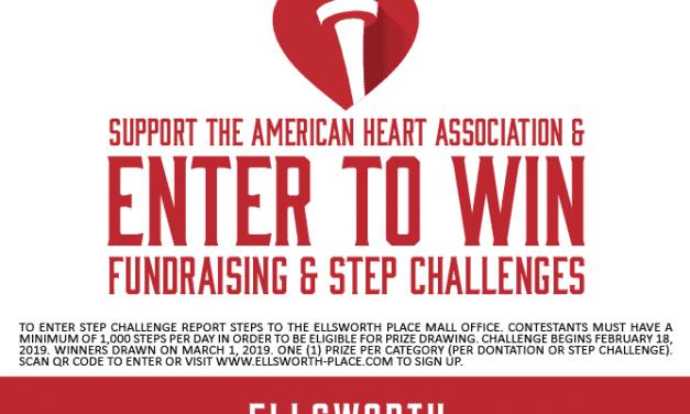 American Heart Association Fundraiser & Step Challenge