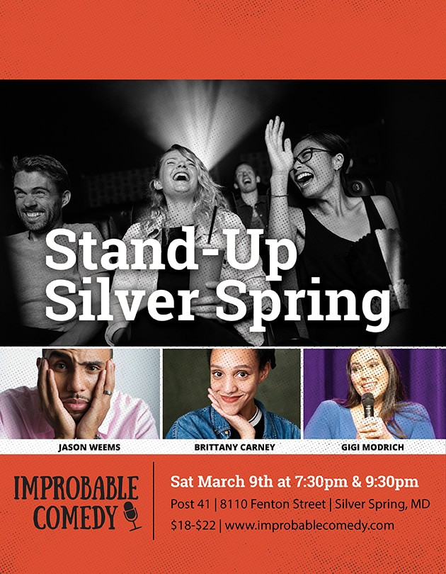 Silver Spring Stand-Up - Source of the Spring