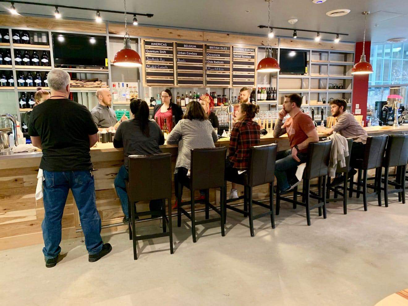 Third Brewery's Grand Opening Set for Sunday, March 3 - Silver Spring's third downtown brewery will hold its grand opening at 1 p.m. Sunday, March 3, according to cofounders Brett Robison and Christian Layke.