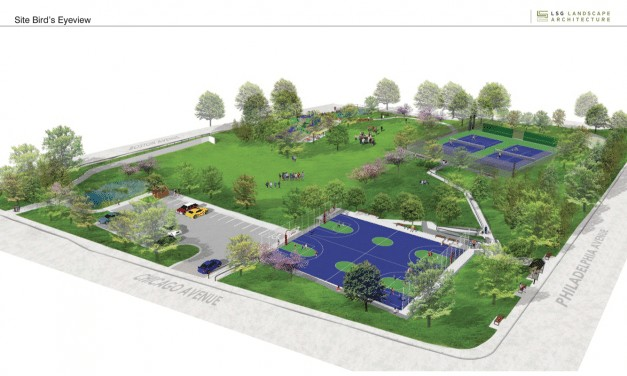 Final Plan for Silver Spring Intermediate Park Presented Tonight