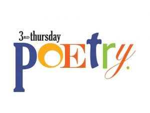 Third Thursday Poetry Reading