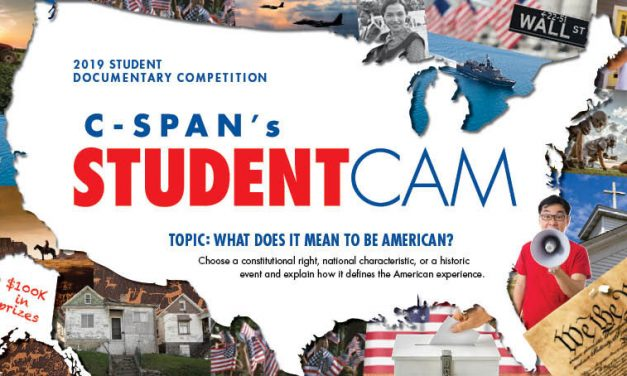Eastern Middle Students Win First Prize in C-SPAN Competition