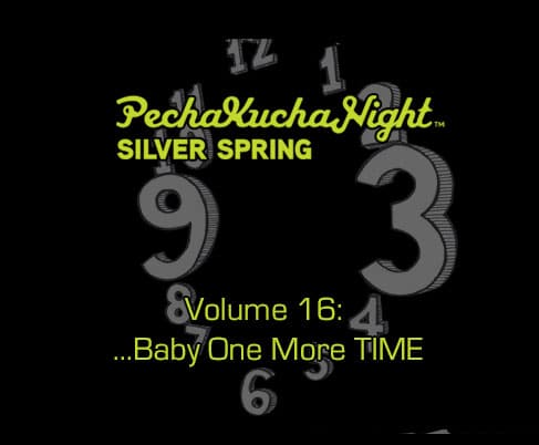 a309d94e0 PechaKucha Volume 16: ... Baby One More Time - Source of the Spring