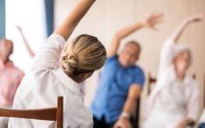 6-Week Chair Yoga Series