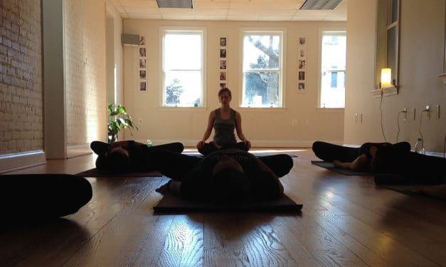 Spring Equinox Yoga Class