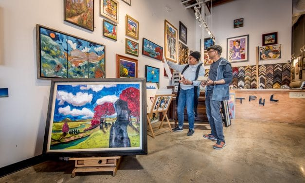 Art Hop Festival Adds Wine Tastings, Specials to Annual Event