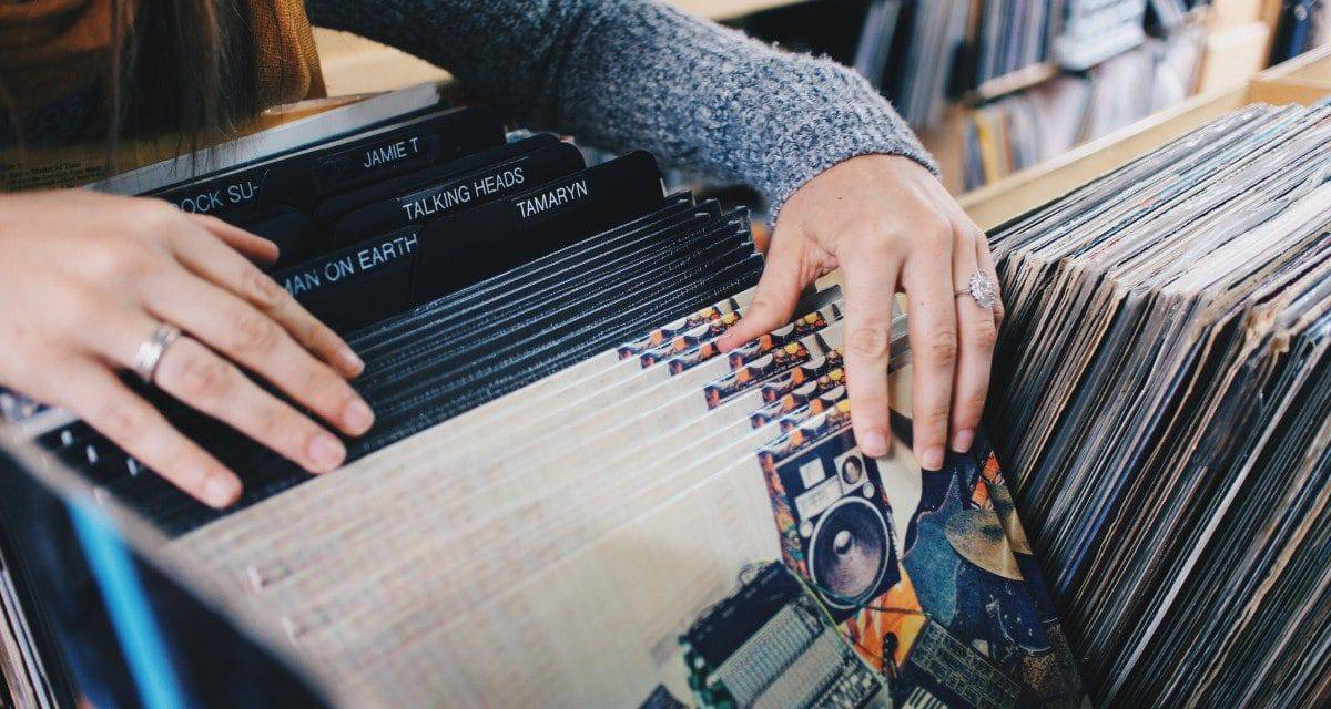 County Library Looking for Acts for Vinyl Day Contest