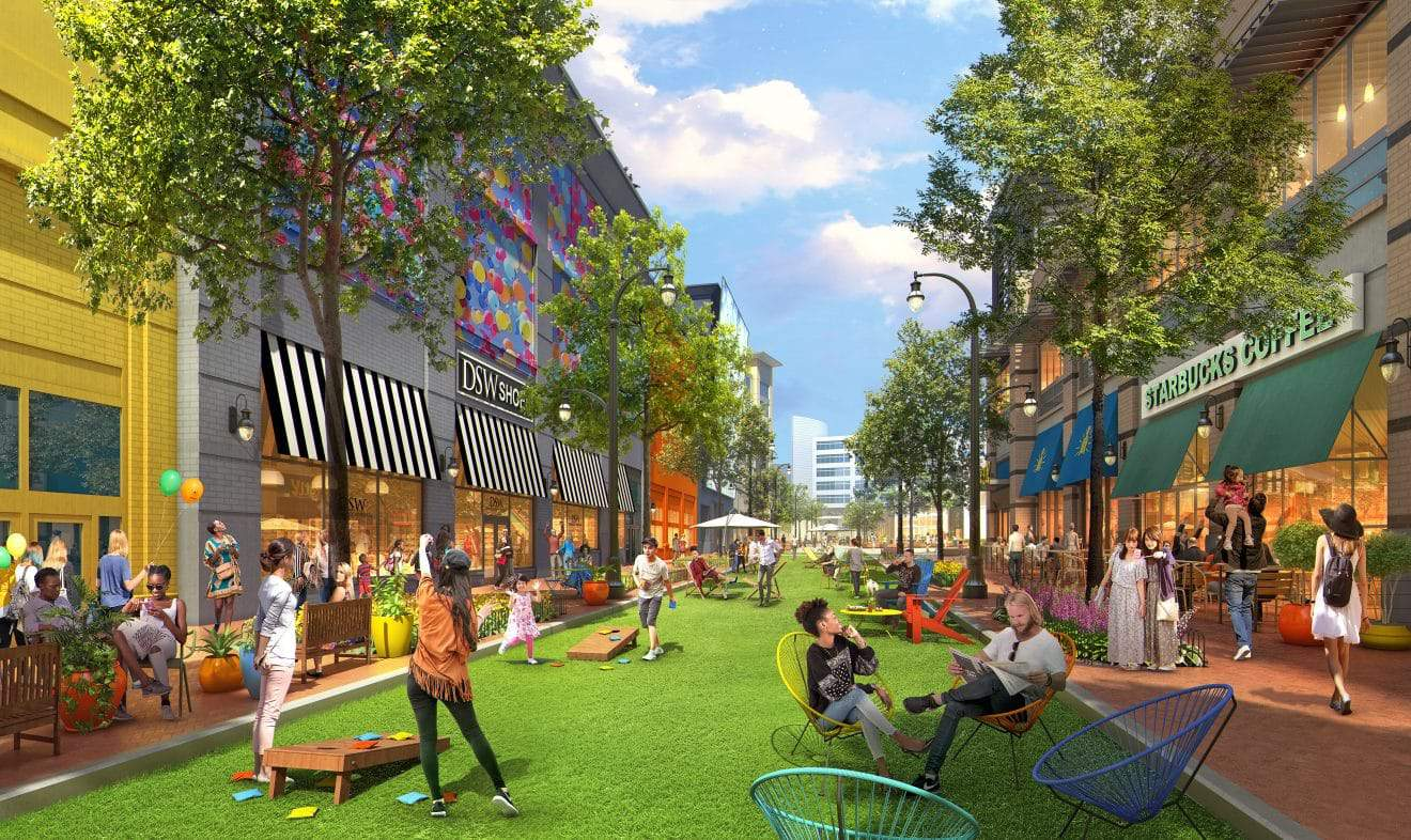 Downtown Silver Spring to Get $10 Million Renovation, New Tenants