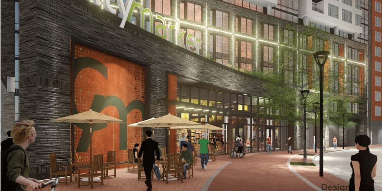 Developer Hires Consultant for Food Hall/City Market in Apartment Project