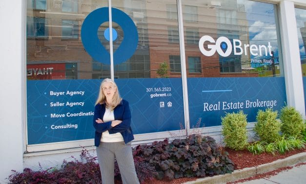 Real Estate Brokerage Moves to Street Facing Space