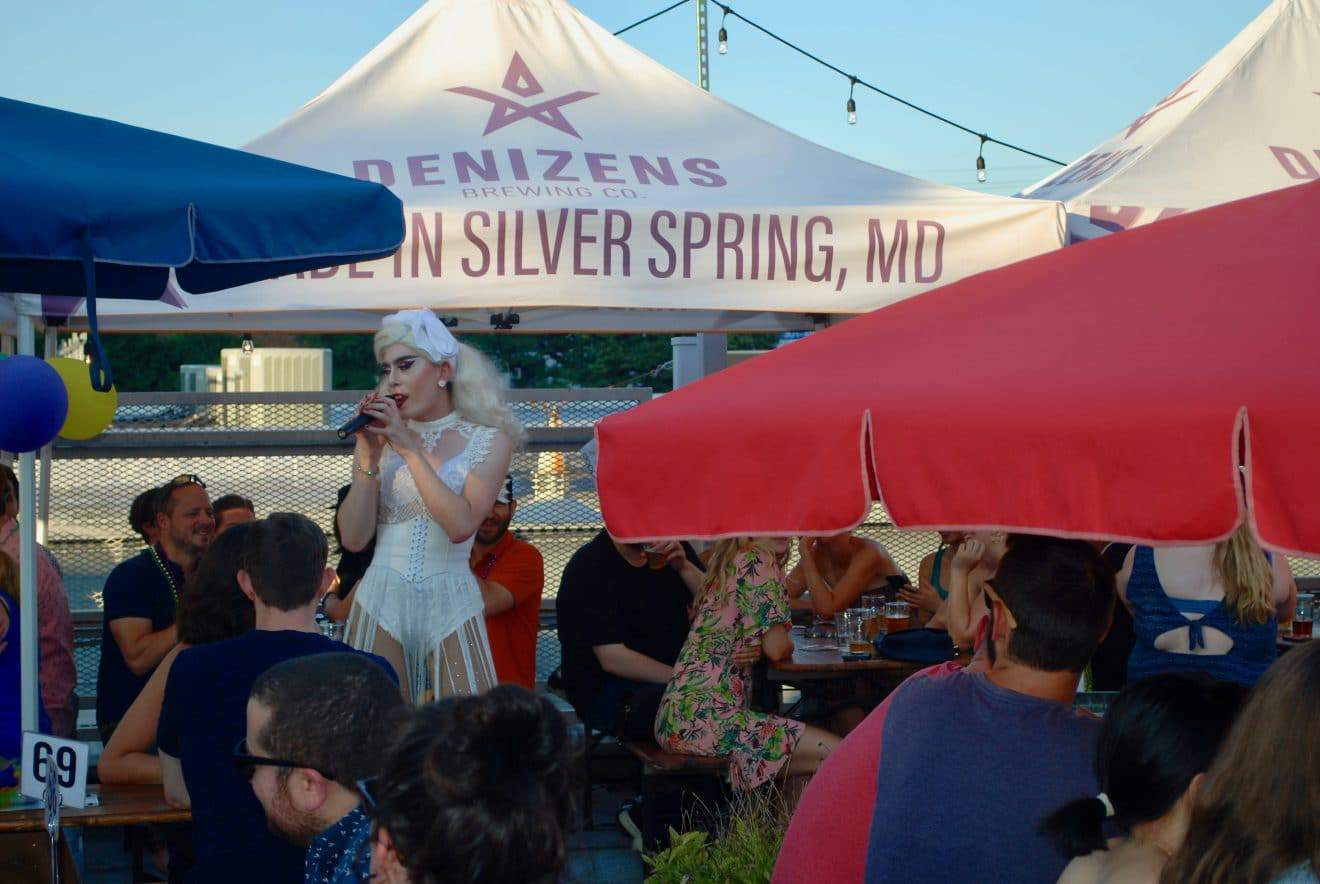 Gallery: A Silver Spring Summer Saturday - A pop-up market, outdoor benefit concert, an anniversary party and live local music. All in one day in Silver Spring.
