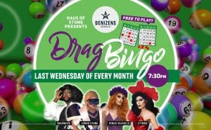 Drag Bingo @ Denizens Brewing Co.