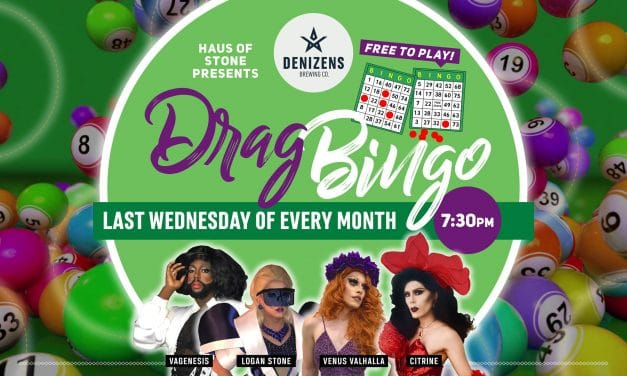 Drag Bingo @ Denizens Brewing Co.