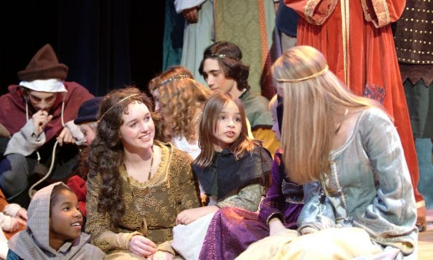 Revels Seeking Children, Teens for Holiday Performance