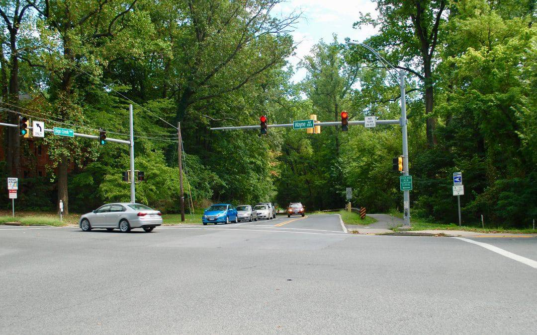Sections of Sligo Creek Parkway to be Closed Friday for Repairs