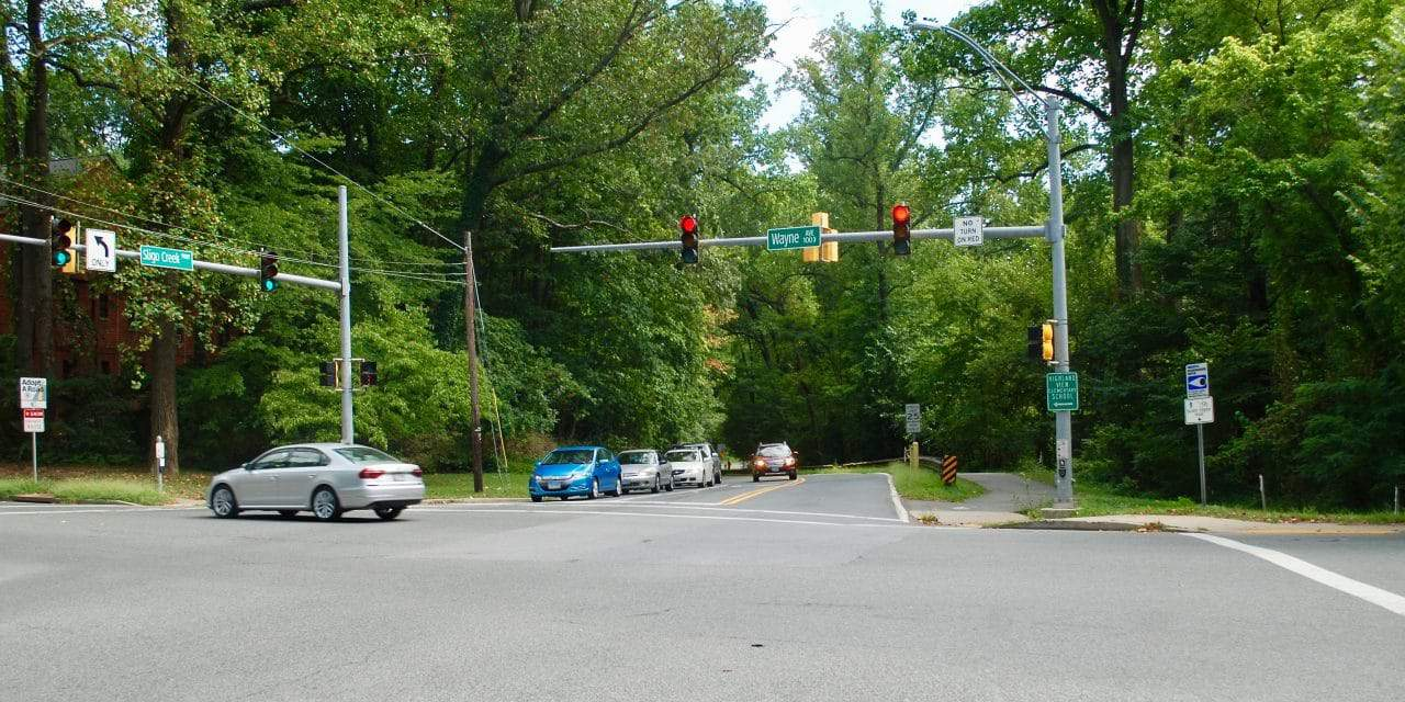 Parks Department to Close Portions of Sligo Creek Parkway This Week