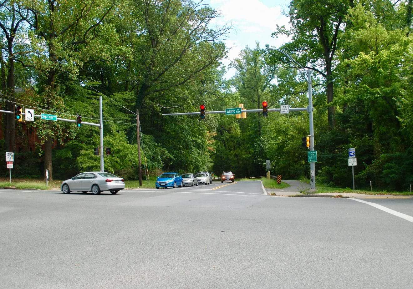 Sections of Sligo Creek Parkway to be Closed Friday for Repairs - Montgomery Parks will close two sections of Sligo Creek Parkway tomorrow, Sept. 18 to vehicles, bicyclists and pedestrians from 8 a.m.–2 p.m. The sections are: