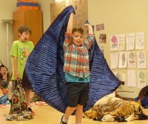 Revels After-School Workshops (Grades PreK-1)