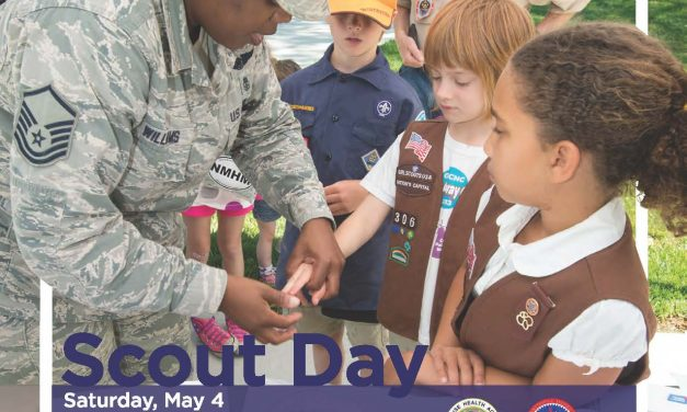 Scout Day at the Medical Museum