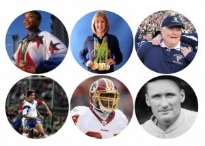 Sports Hall to Induct First Class of Honorees Tonight - The Montgomery County Sports Hall of Fame will induct its first class of local honorees at 6 p.m. tonight (Friday, Sept. 13) in the Silver Spring Civic Building, the organization announced. Five athletes and one coach will be recognized during the ceremony.