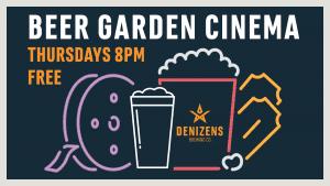 Beer Garden Cinema