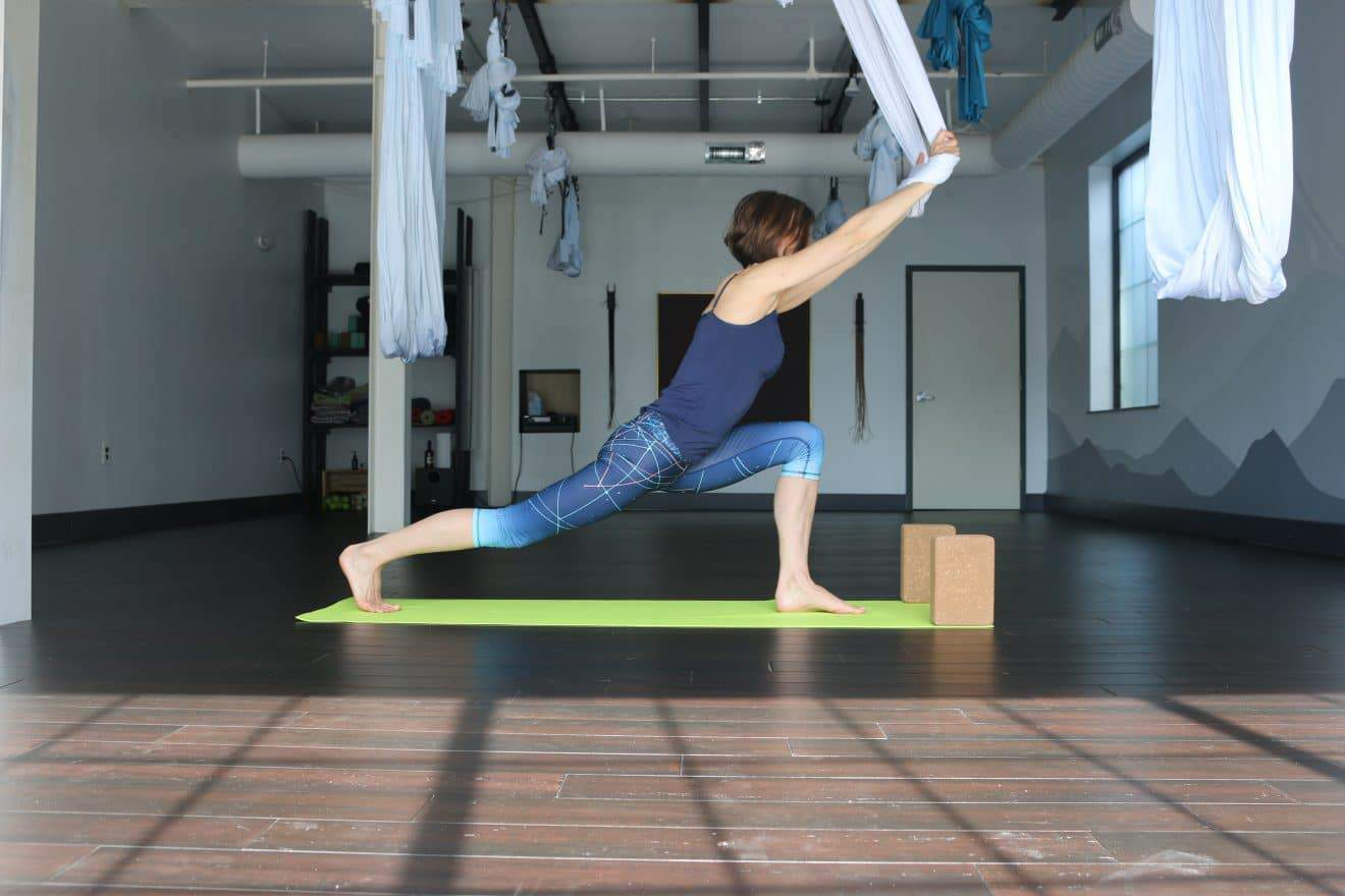 Aerial Choreography Series
